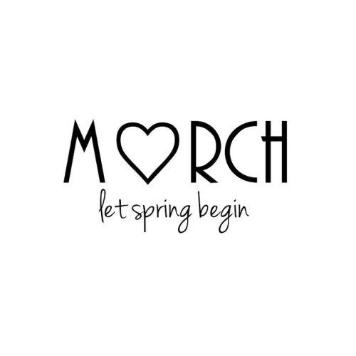 march srping begin
