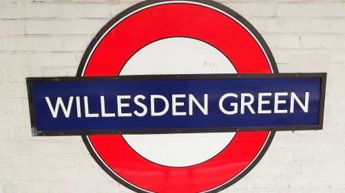 willesden green station